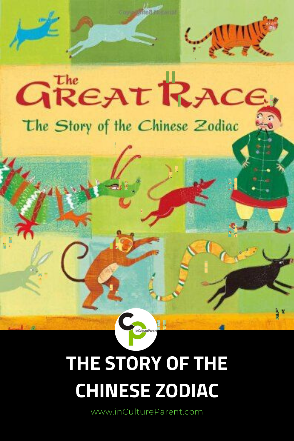 The Story of the Chinese Zodiac Pin