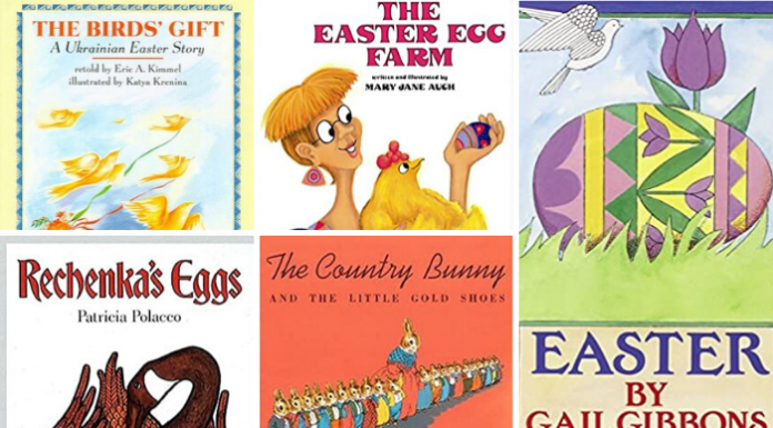 Five Great Children's Books for Easter