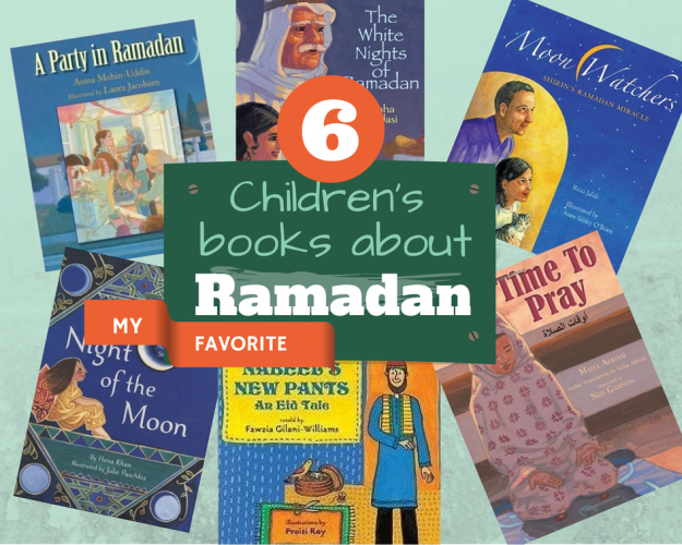 children's books about Ramadan