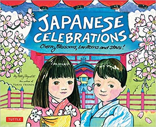 Japanese Celebrations Cherry Blossoms Lanterns and Stars!