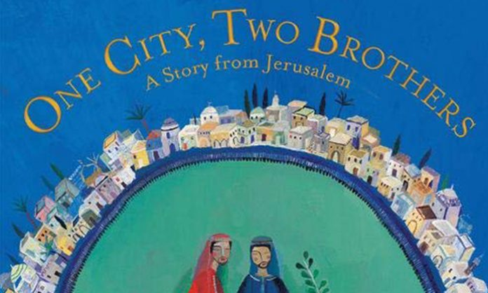 Multicultural Childrens Book One City Two Brothers