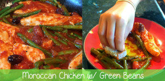 Easy Weeknight Moroccan Chicken