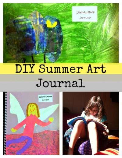 DIY Summer Art Journal3