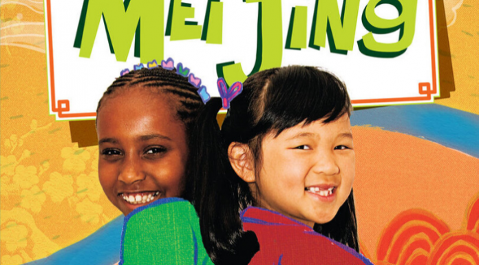 A Book that Celebrates Cross-Cultural Friendship