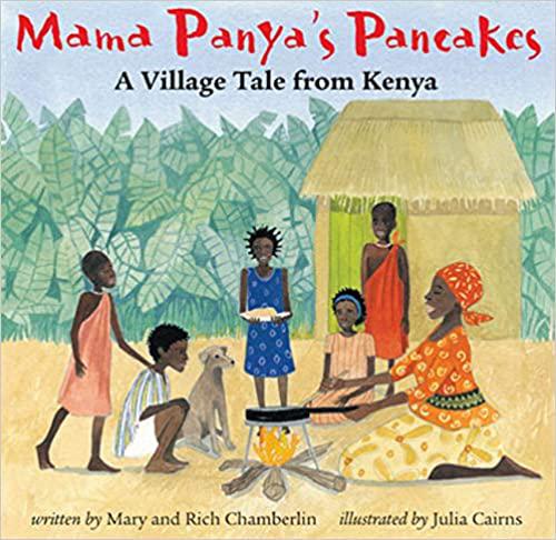 Mama Panya Pancake