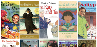 10 Multicultural Children's Books that Make Adults Cry