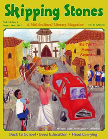 Skipping Stone Magazine
