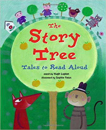 The Story Tree PB w CD