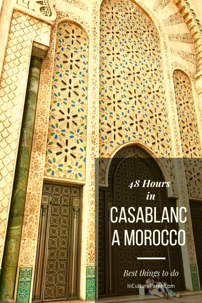 travel to Casablanca, Moroco