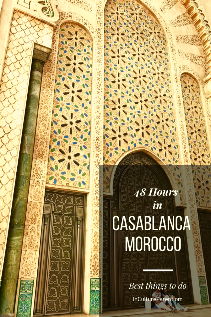 what to do in Casablanca, Morocco