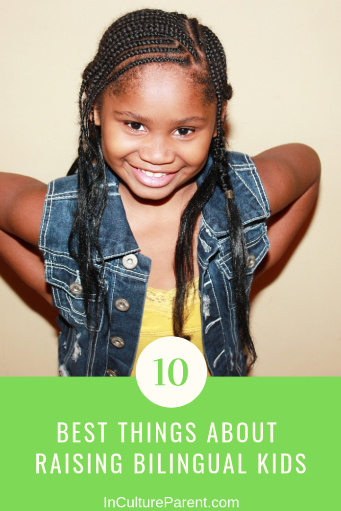 10 best things about bilingual kids