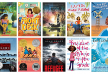 10 Diverse Middle Grade Novels for Older Kids