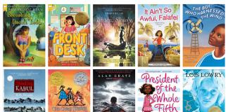 10 Diverse Middle Grade Novels for Older Kids