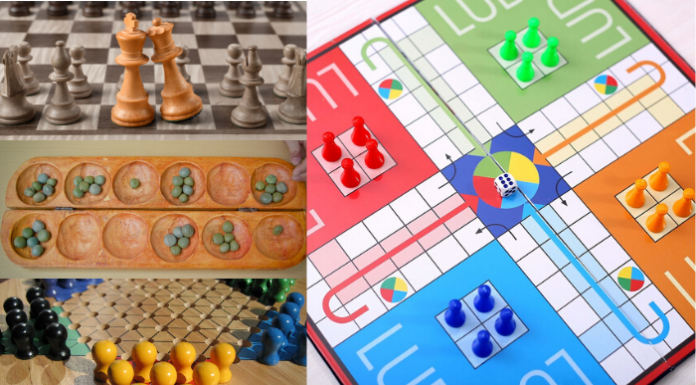 5 Board Games from Around the World