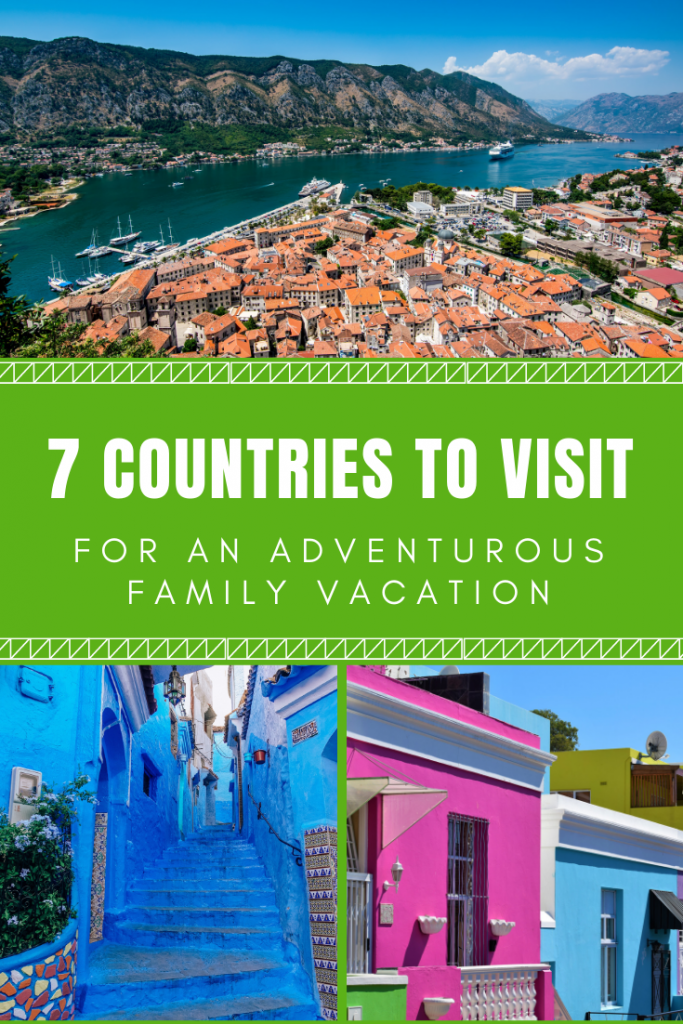 destinations for an international family vacation