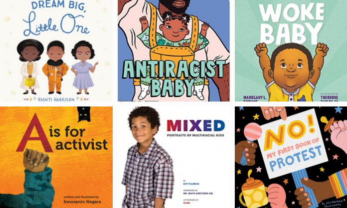 Anti-Racist Books for Babies 2